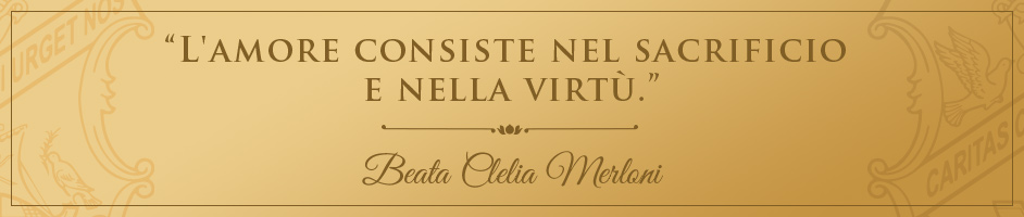 Madre Clélia Merloni